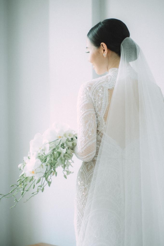 The Wedding of Mico & Alexia by Elsie Chrysila Brides - 015