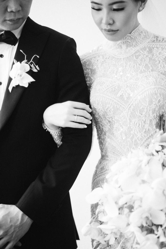 The Wedding of Mico & Alexia by Elsie Chrysila Brides - 016