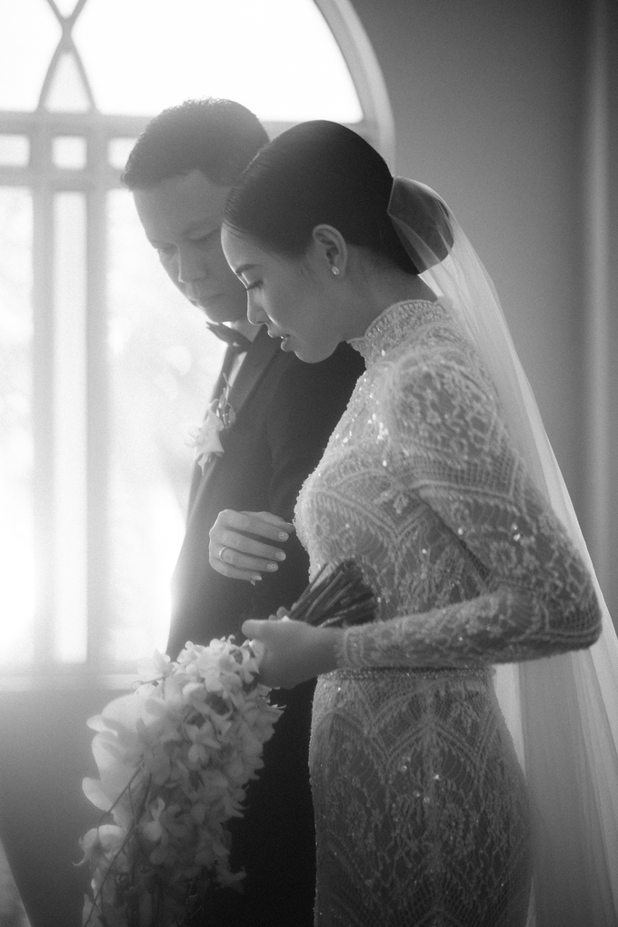 The Wedding of Mico & Alexia by Elsie Chrysila Brides - 019