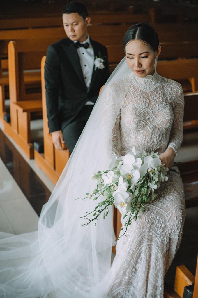 The Wedding of Mico & Alexia by Elsie Chrysila Brides - 020