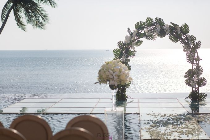 Lyn & Edgar wedding at Conrad Koh Samui by BLISS Events & Weddings Thailand - 007