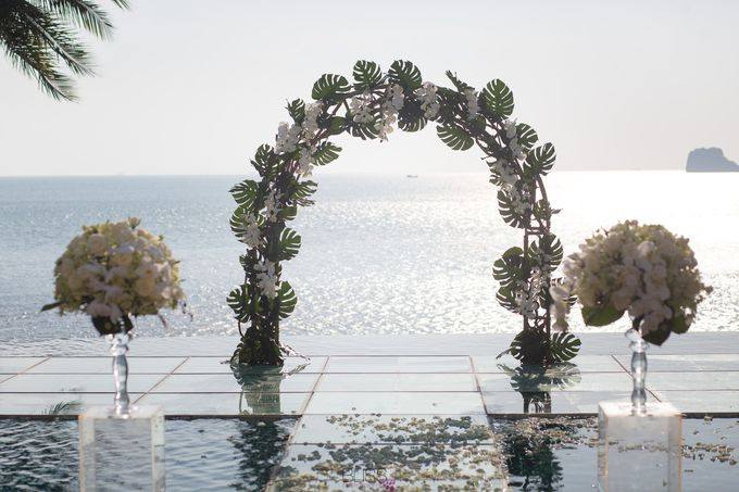 Lyn & Edgar wedding at Conrad Koh Samui by BLISS Events & Weddings Thailand - 008