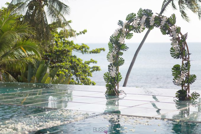 Lyn & Edgar wedding at Conrad Koh Samui by BLISS Events & Weddings Thailand - 009