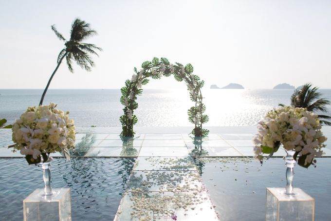 Lyn & Edgar wedding at Conrad Koh Samui by BLISS Events & Weddings Thailand - 010