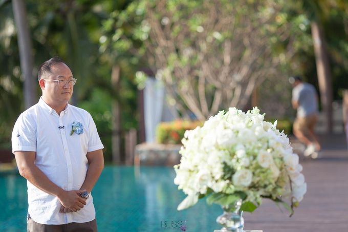 Lyn & Edgar wedding at Conrad Koh Samui by BLISS Events & Weddings Thailand - 011