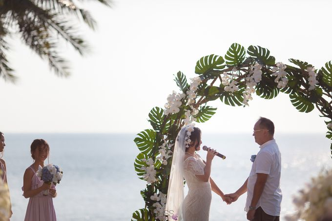 Lyn & Edgar wedding at Conrad Koh Samui by BLISS Events & Weddings Thailand - 014
