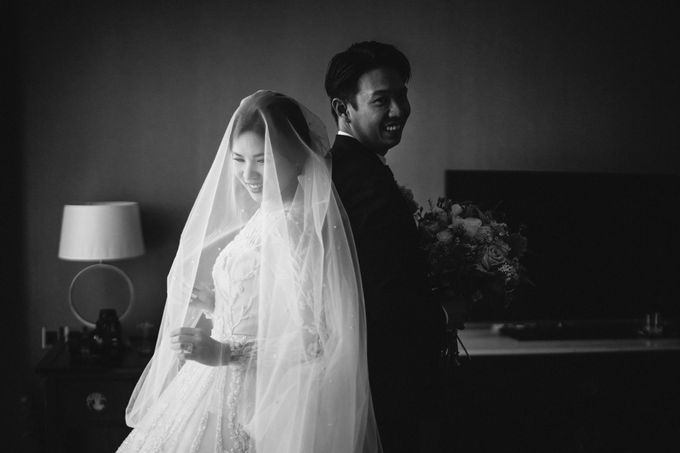 Dustin & Jennifer wedding By Dhika by MA Fotografia - 022