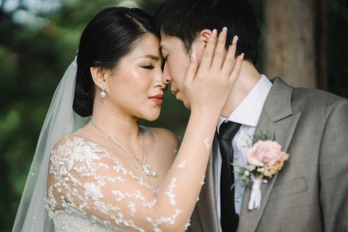 HOWARD and VINA Wedding by Lona Makeup - 004