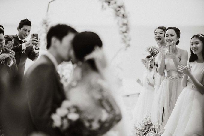 Howard & Vina Wedding Decoration by De Sketsa Group by Lona Makeup - 009