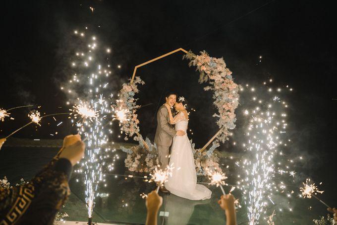 Howard & Vina Wedding Decoration by De Sketsa Group by Lona Makeup - 003