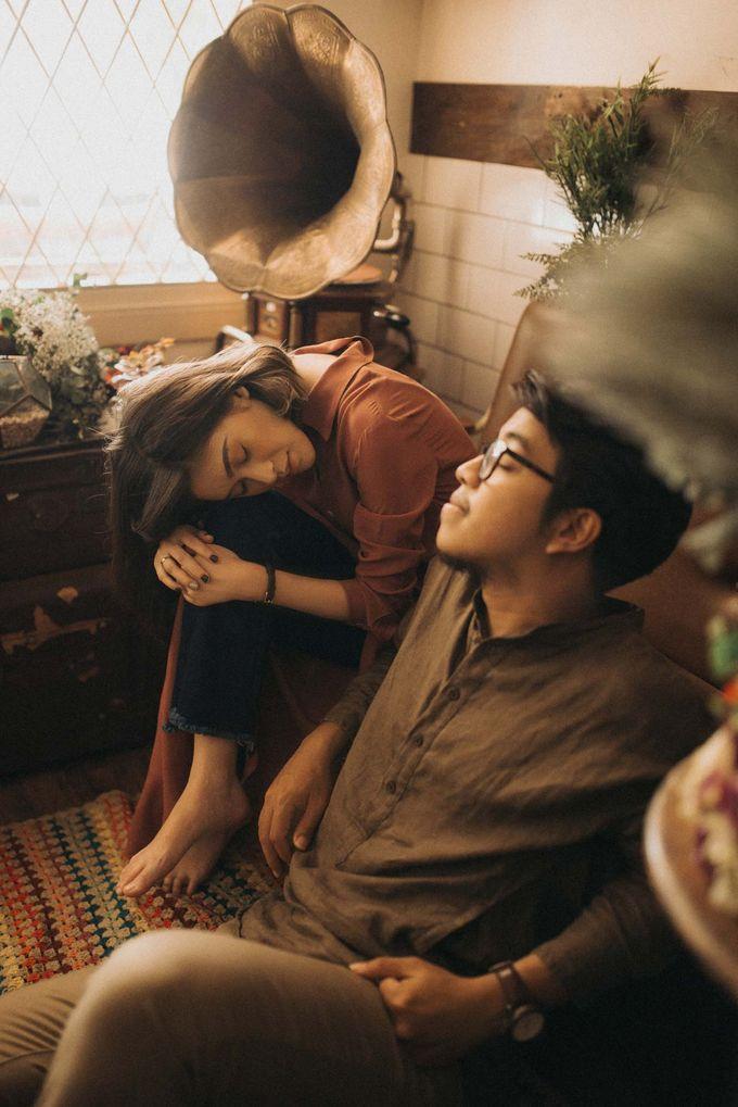 Elang & Vita Postwedding by Dhika by MA Fotografia - 025