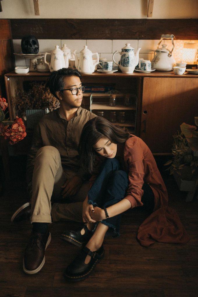 Elang & Vita Postwedding by Dhika by MA Fotografia - 023