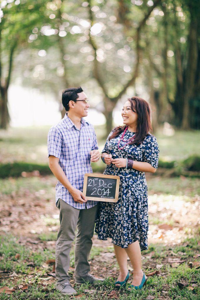Pre-Wedding of Elyn & Fattah by Shamsydar Ani Photography - 009