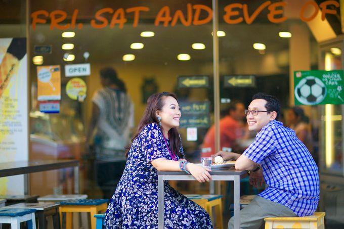 Pre-Wedding of Elyn & Fattah by Shamsydar Ani Photography - 011