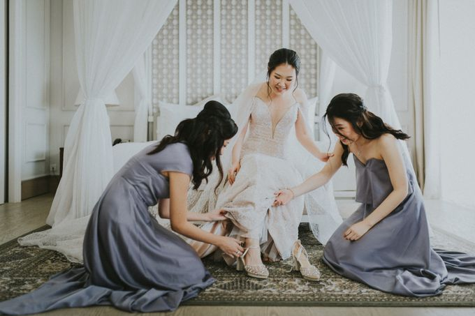 Melsza & Edwin   Wedding by Valerian Photo - 006