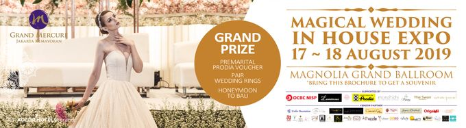 IN HOUSE WEDDING EXPO - HOTEL GRAND MERCURE JAKARTA KEMAYORAN by Victoria Jewelry - 001