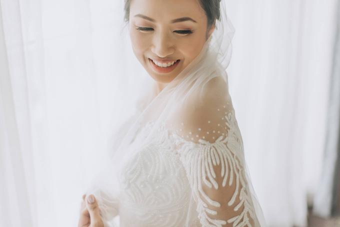 Bride Jacquelyn by Emil Ocampo Fashion House - 004
