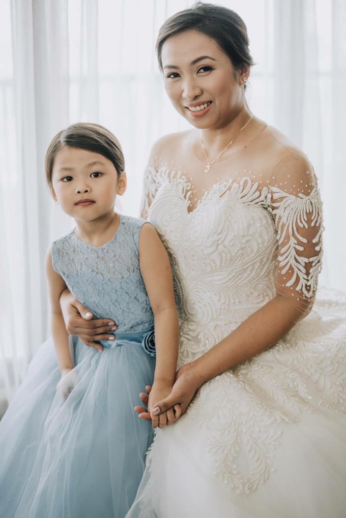 Bride Jacquelyn by Emil Ocampo Fashion House - 002