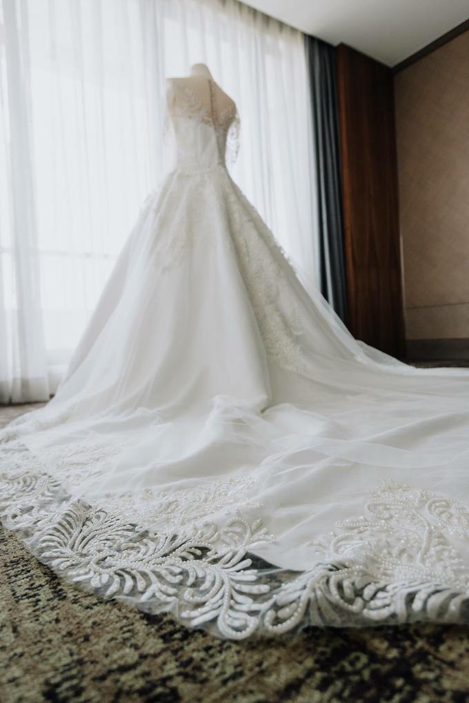 Bride Jacquelyn by Emil Ocampo Fashion House - 001