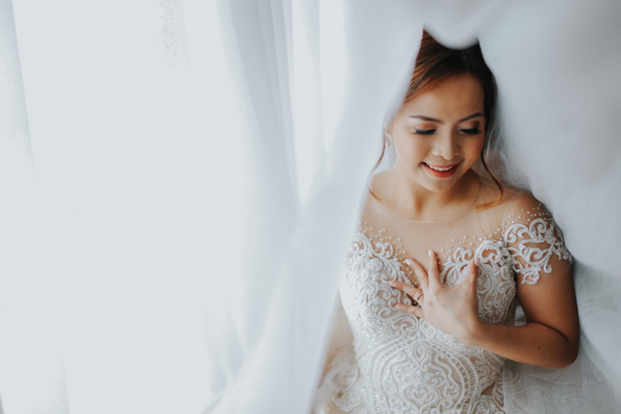 Bride Blessie by Emil Ocampo Fashion House - 004