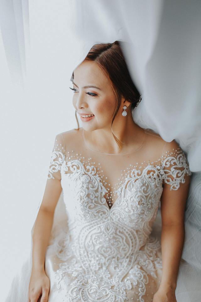 Bride Blessie by Emil Ocampo Fashion House - 001