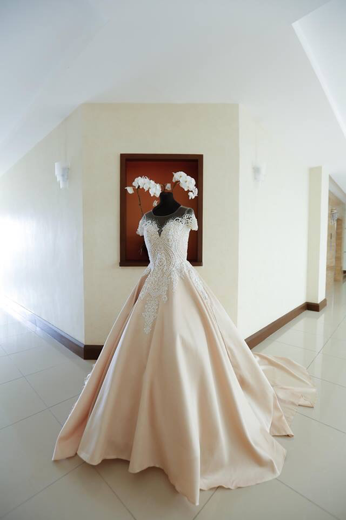 Bride Blessie by Emil Ocampo Fashion House - 003