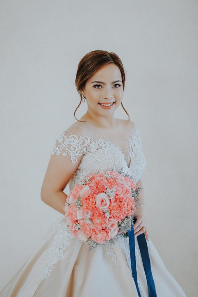 Bride Blessie by Emil Ocampo Fashion House - 010