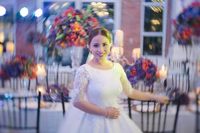 Bride Raiza by Emil Ocampo Fashion House - 001