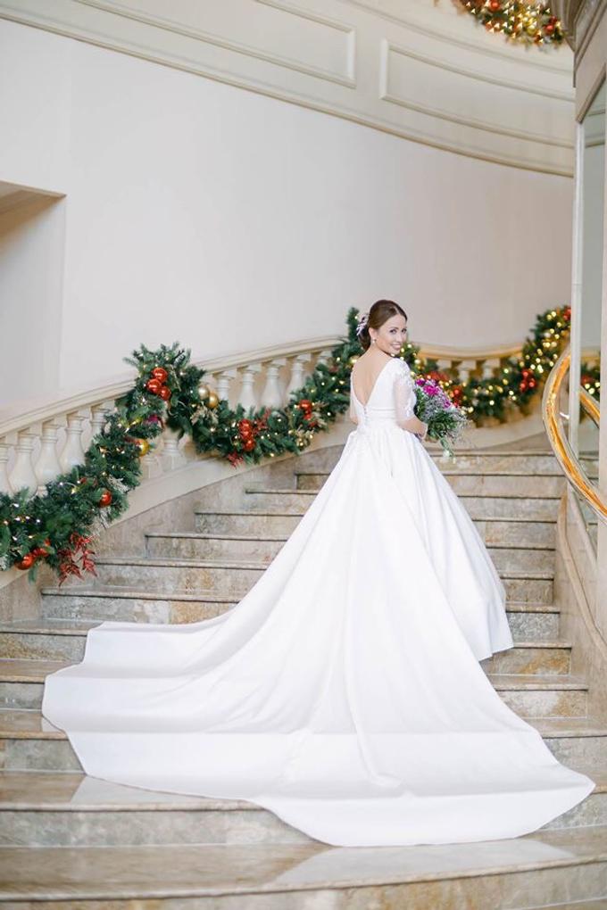 Bride Raiza by Emil Ocampo Fashion House - 005