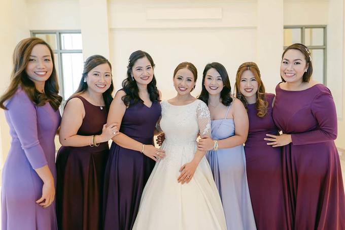 Bride Raiza by Emil Ocampo Fashion House - 008