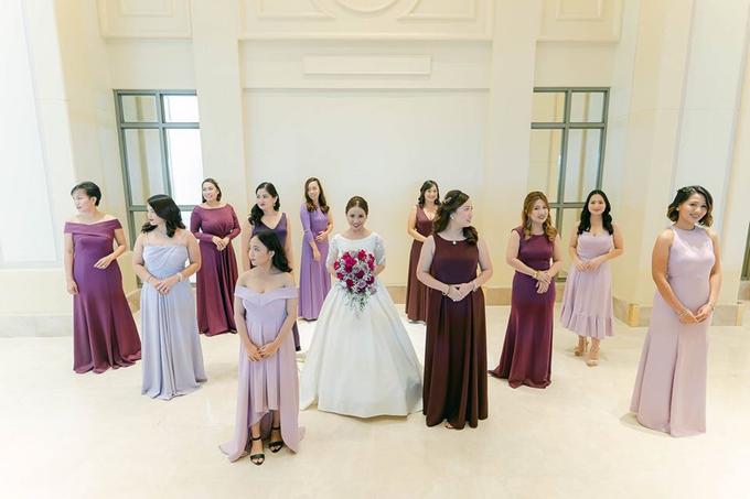 Bride Raiza by Emil Ocampo Fashion House - 009