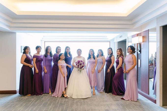 Bride Raiza by Emil Ocampo Fashion House - 011