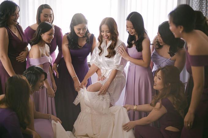 Bride Raiza by Emil Ocampo Fashion House - 012