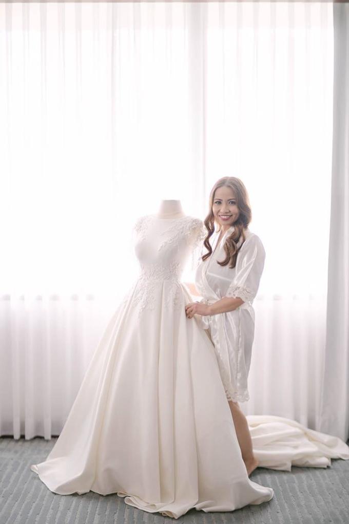 Bride Raiza by Emil Ocampo Fashion House - 014