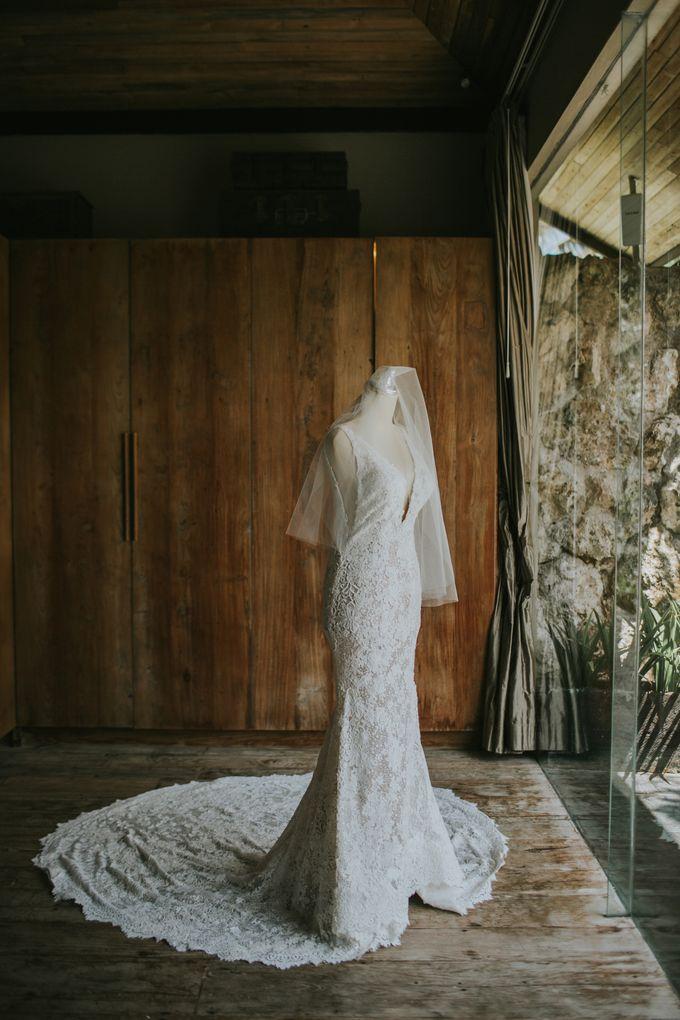 Renda & Craig by Bali Wedding Paradise - 002