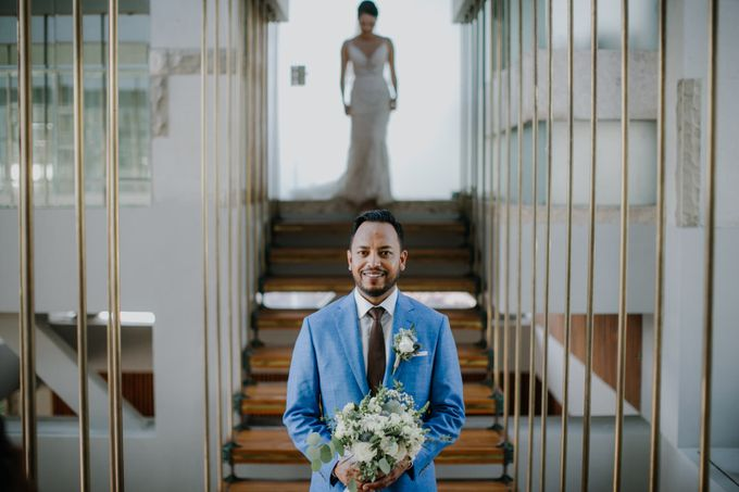 Wedding of Jerald & Bibi by Fortune Bali Wedding - 001