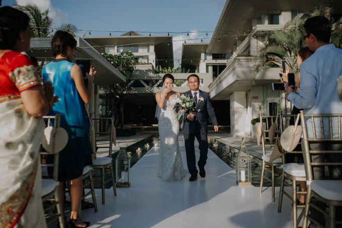 Wedding of Jerald & Bibi by Fortune Bali Wedding - 002