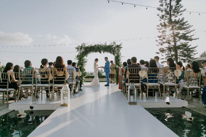 Wedding of Jerald & Bibi by Fortune Bali Wedding - 003