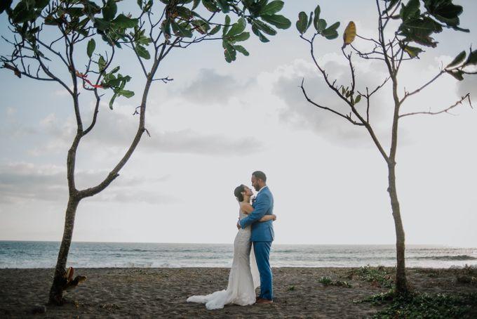 Wedding of Jerald & Bibi by Fortune Bali Wedding - 004