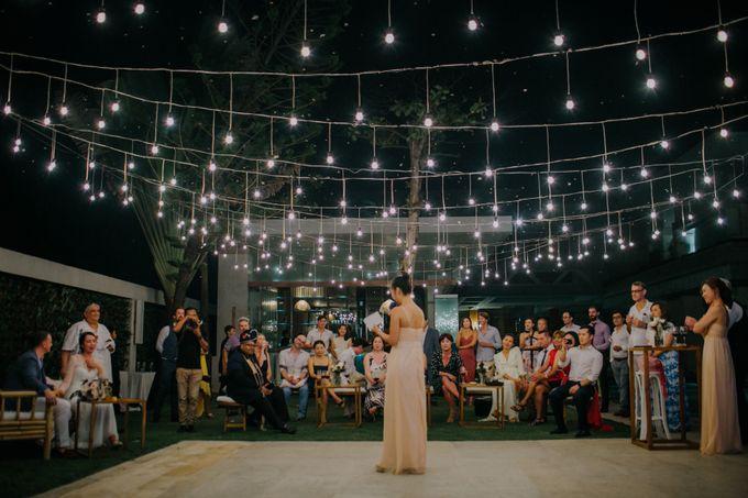 The Wedding of Summer & Matt by Villa Vedas - 006