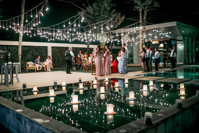 The Wedding of Summer & Matt by Villa Vedas - 007