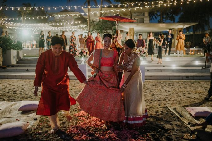Wedding of Jerald & Bibi by Fortune Bali Wedding - 006