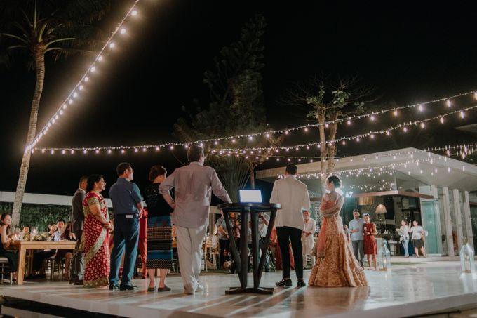 Wedding of Jerald & Bibi by Fortune Bali Wedding - 008