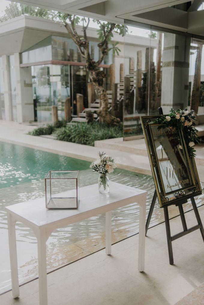 The Wedding of Summer & Matt by Villa Vedas - 009