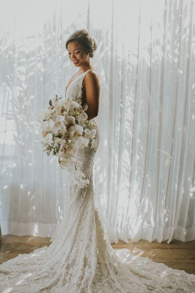 Renda & Craig by Bali Wedding Paradise - 008
