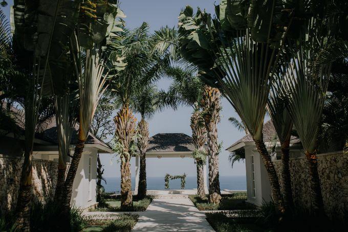 Lisa & Alessio Wedding by Bloomz Flower Bali - 001