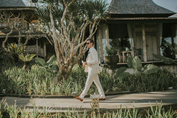 Renda & Craig by Bali Wedding Paradise - 016