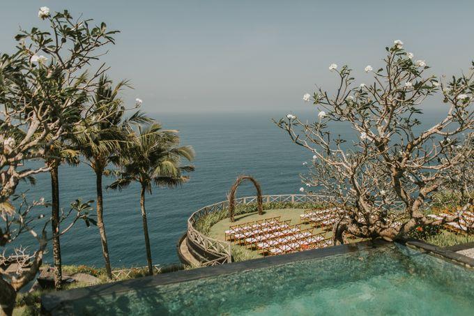Renda & Craig by Bali Wedding Paradise - 017