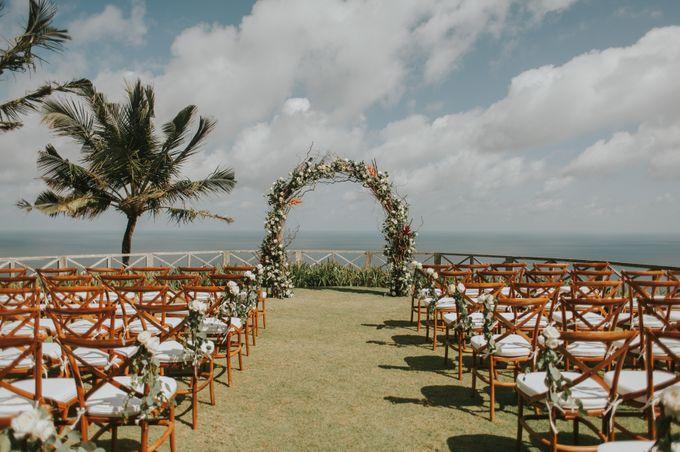 Renda & Craig by Bali Wedding Paradise - 021