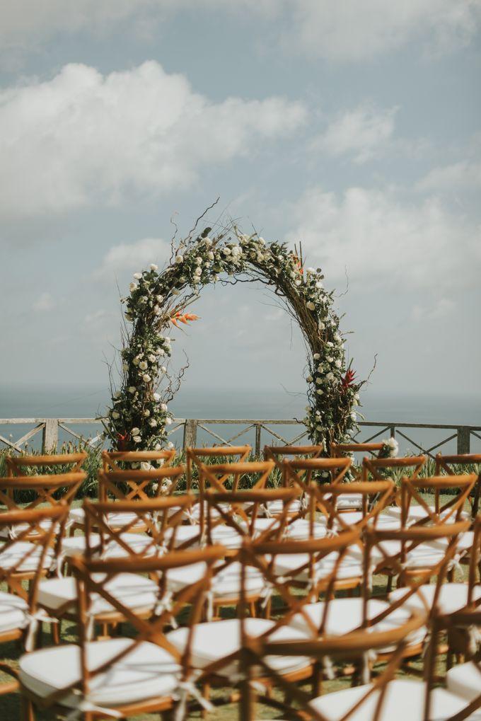 Renda & Craig by Bali Wedding Paradise - 022